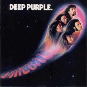 Deep Purple Fireball