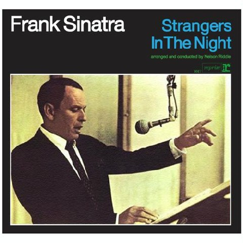 Фрэнк Синатра Strangers in the night