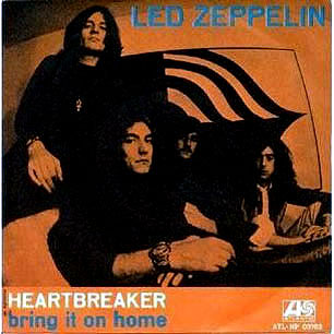 Led Zeppelin Heartbreaker