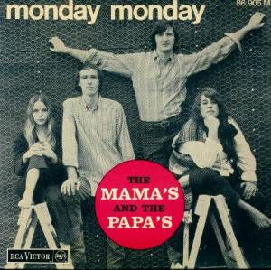 The Mamas and The Papas Monday, Monday
