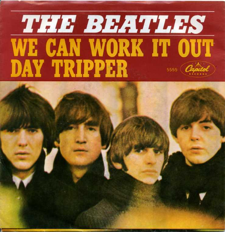 The Beatles Day Tripper