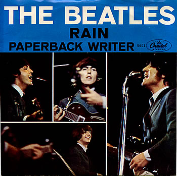 The Beatles Rain