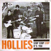 The Hollies Stop Stop Stop